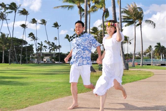 Japanese Hawaii Weddings