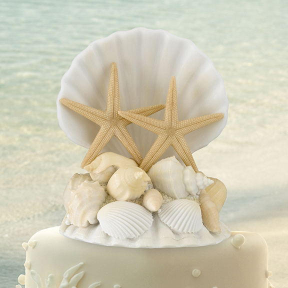Sea Shell Wedding